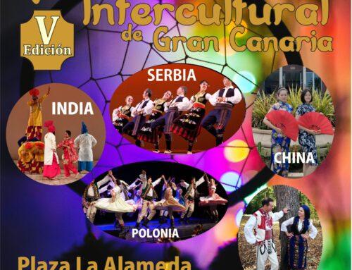 La Aldea acoge el 5º Festival Intercultural del Gran Canaria el próximo 29 de octubre en La Alameda