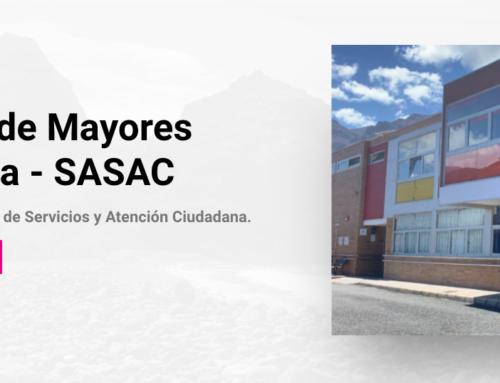 El Centro de Mayores ya cuenta con su propio portal donde muestra sus servicios e instalaciones
