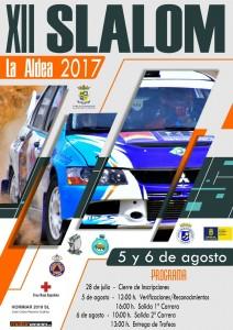 Cartel-Slalom2017-ALDEA
