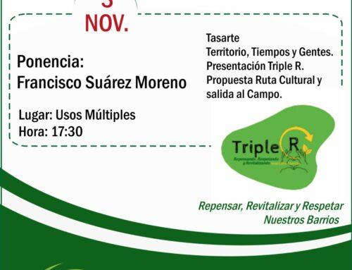Las áreas de Cultura, Participación Ciudadana y Medio Ambiente arrancan por segundo año consecutivo el proyecto 'Triple R'
