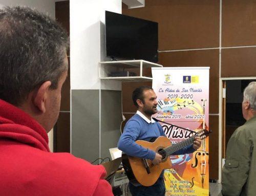 VUELVE MÚSICA BARRIO A BARRIO