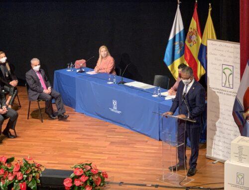 """Tomás Pérez se despide de la presidencia de la Mancomunidad del Norte de Gran Canaria: """"Un año más, nuestros municipios han sido reflejo de unión y solidaridad"""""""