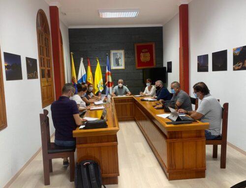 Los representantes políticos de La Aldea dan el pistoletazo de salida al Plan de Reactivación Económica del municipio