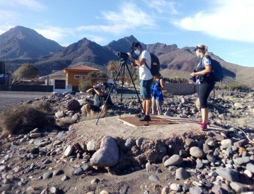 El Humedal de La Marciega acoge a un grupo de 'Ornitólogos por un día' para vivir una experiencia única