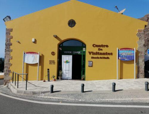 Más de 200 personas se acercaron al Centro de Visitantes de La Aldea de San Nicolás durante el mes de octubre