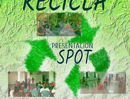 Se presenta el spot del proyecto 'La Aldea Recicla'