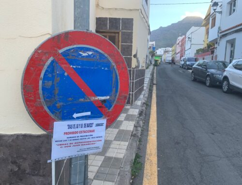 Este viernes comienzan los trabajos de preparación para el asfaltado de las calles de El Barrio el próximo lunes