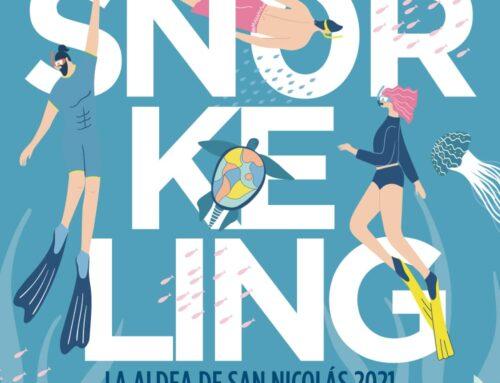 Turismo te invita a una actividad de snorkel el 1 de mayo en la playa de La Aldea