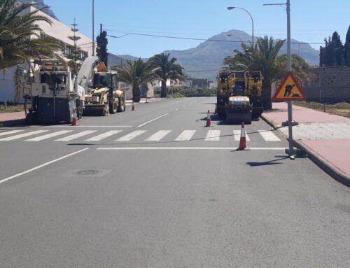 Este jueves comienza la obra de asfaltado del barrio de El Hoyo