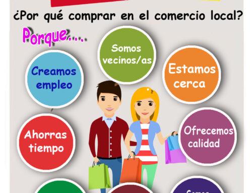 La campaña 'Compra en La Aldea' continúa con el objetivo de dinamizar el comercio local del municipio