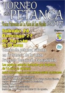 petanca aldea 2017