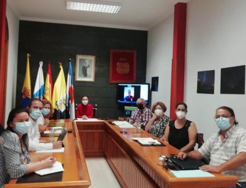 Celebrada la reunión de desarrollo local y empleo dentro del Plan de Reactivación Económica del municipio