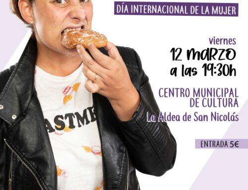 Omayra Cazorla actuará en La Aldea con motivo del Día Internacional de La Mujer